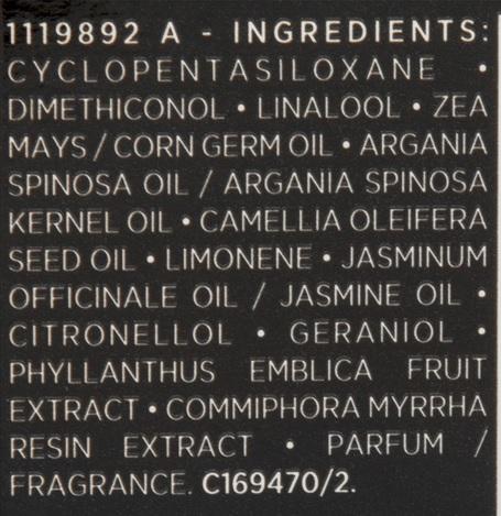 Chronologiste oil