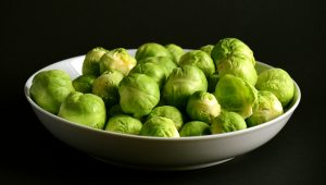 brussels sprout food keratin