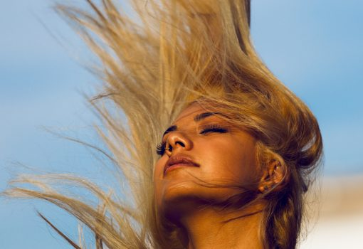 Sunscreens for hair
